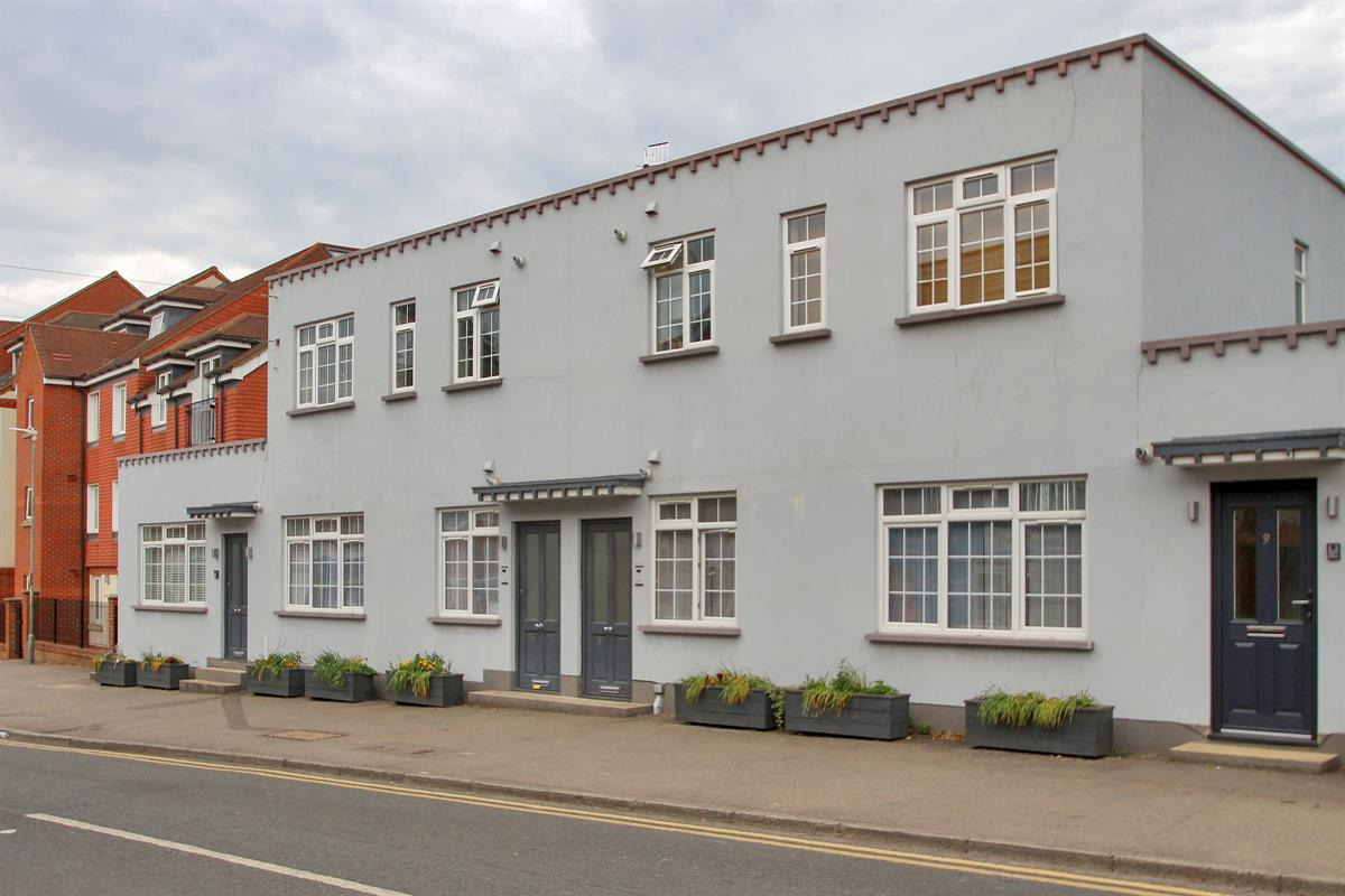 High Street, Edenbridge