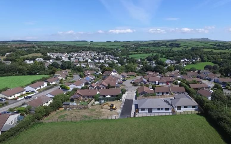 Plot 2, Green Meadows, Camelford